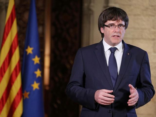 A independência poderá custar a Puigdemont 30 anos de prisão