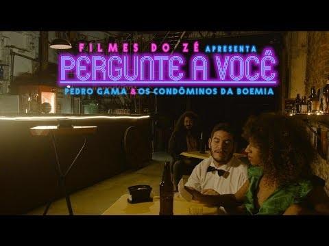 Com clipe em stop motion, Pedro Gama retrata a experiência boêmia da noite carioca