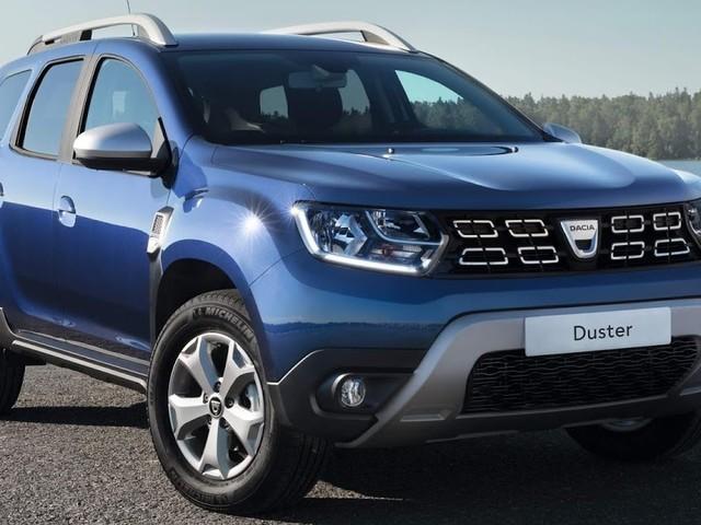 Novo Renault Duster 2018: fotos e especificações oficiais
