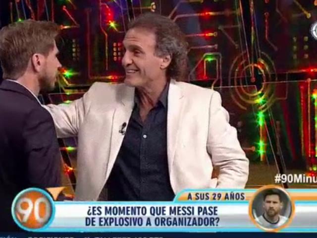 Campeão do mundo pela Argentina ironiza choro de Neymar após eliminação