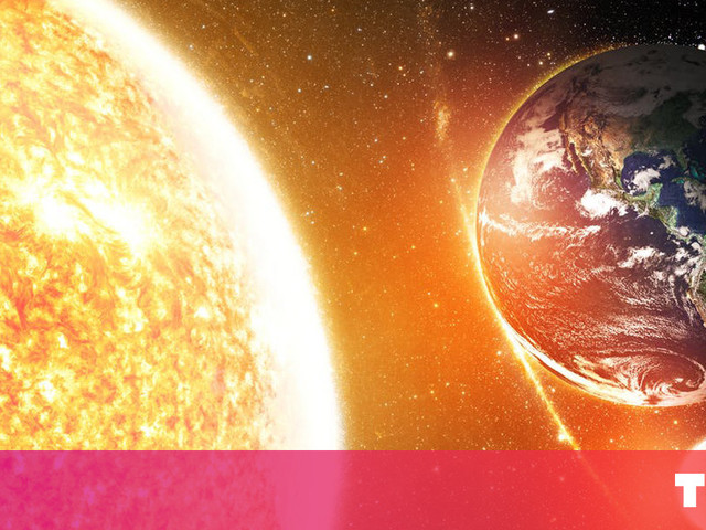 Here's how we can change the Earth's orbit to escape the expanding sun