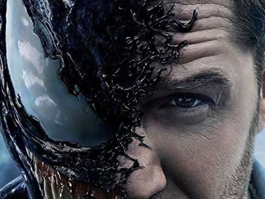 Novo trailer do filme de Venom mostra visual do personagem