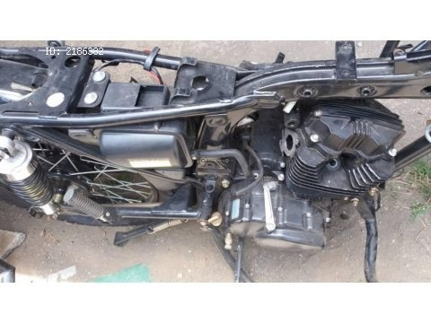 Moto serpento taypan incompleta C$9000