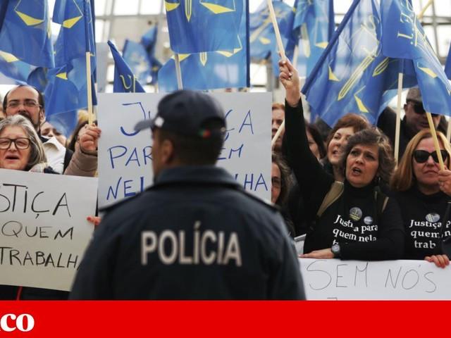 Greves e mais greves num sector em ebulição