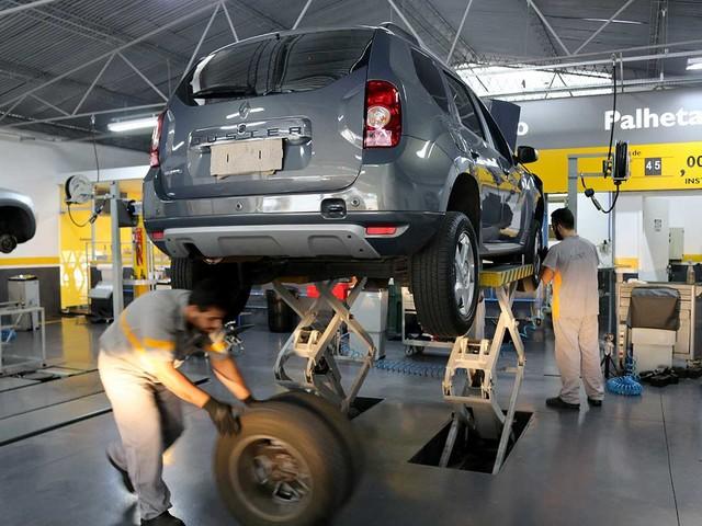 Renault lança ação de pós-venda com 20 peças em desconto