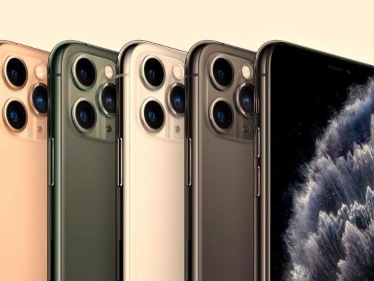 """iPhone 11 Pro e 11 Pro Max estão vendendo mais do que a versão """"convencional"""""""