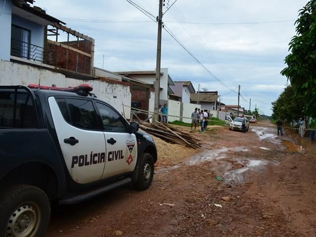 Após quatro anos, polícia descobre mandante de duplo homicídio em Vilhena, RO