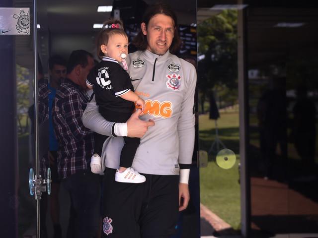 Treino do Corinthians: veja fotos
