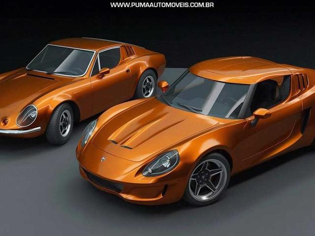 Em seu retorno, novo Puma GT 2.4 Lumi será comercializado por R$ 150 mil