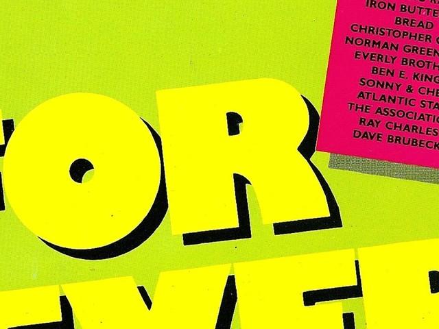 Vários intérpretes - Hits forever - Volume 2 (CD 1991)