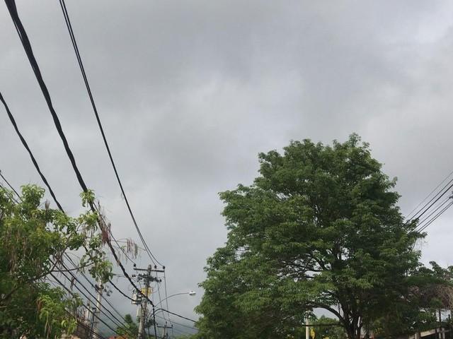 Rio segue em estágio de atenção por conta da chuva neste Natal