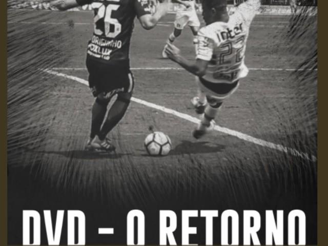 """Corinthians provoca dossiê do São Paulo: """"O retorno do DVD"""""""