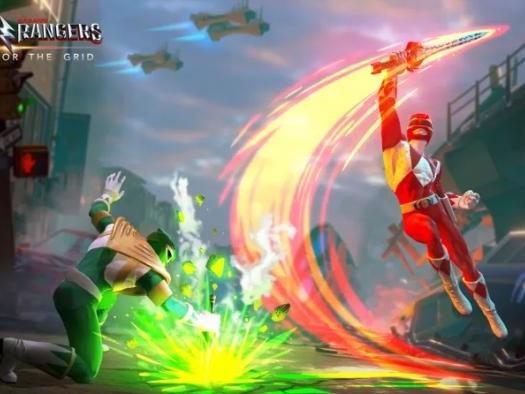 """Desenvolvedora nWay anuncia jogo de luta da série """"Power Rangers"""""""