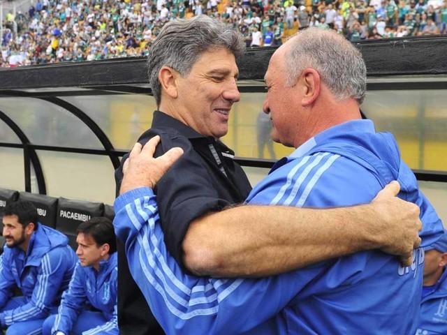 Re: Palmeiras e Grêmio se enfrentam no primeiro de três duelos sequenciais