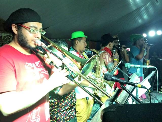 Cauxi Eletrizado volta para Assinpa na segunda-feira do carnaval de Manaus