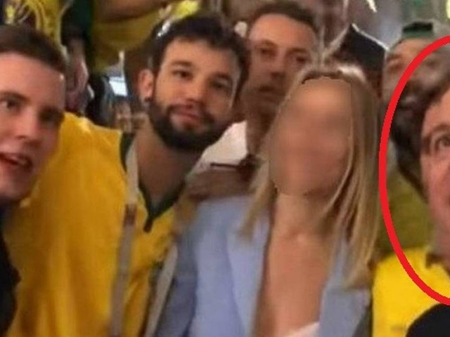 Engenheiro preso pela PF é o terceiro homem em vídeo de assédio na Rússia