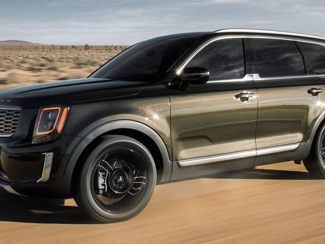 Kia Telluride: novo SUV projeto especialmente para os EUA