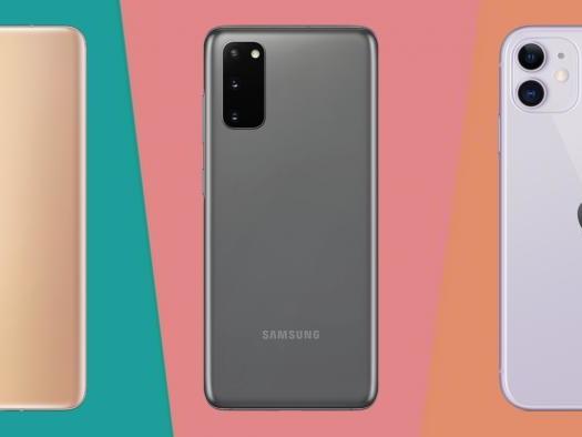 P40 vs. Galaxy S20 vs. iPhone 11: quais são as diferenças?