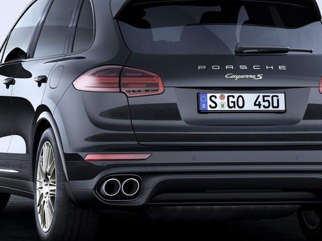 Porsche Cayenne Platinum Edition chega por R$ 389 mil