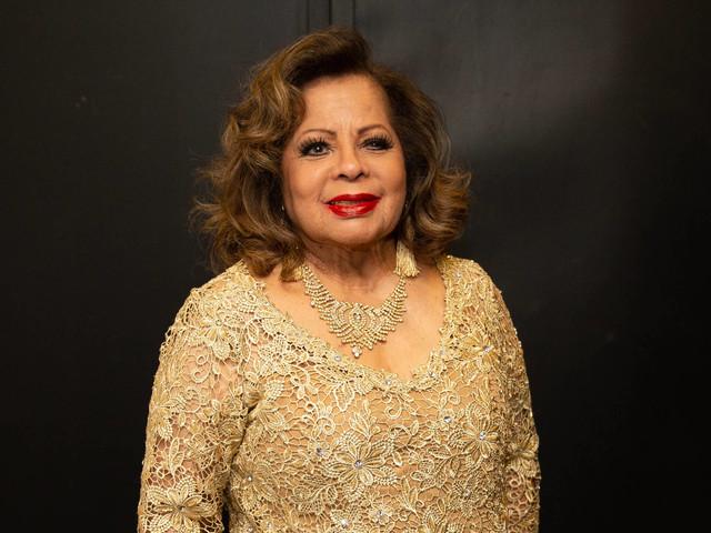 Famosos lamentam a morte da cantora Angela Maria, a 'rainha do rádio'