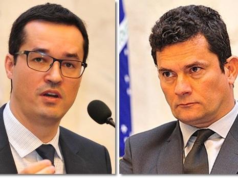 """""""Sergio Moro e Dallagnol ainda vestem fraldas na ciência do Direito"""""""
