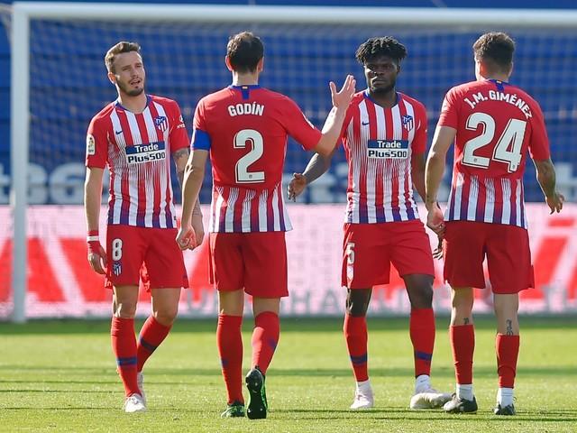 Atlético de Madrid tenta garantir pelo menos o segundo lugar no Espanhol