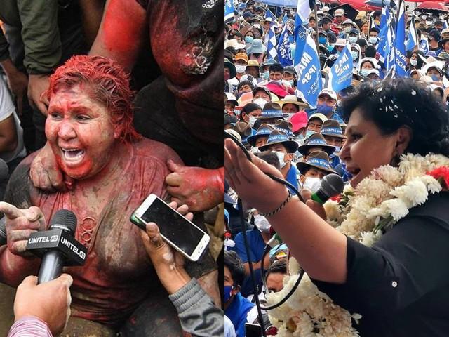 Prefeita, humilhada pelos golpistas em 2019, foi eleita senadora na Bolívia