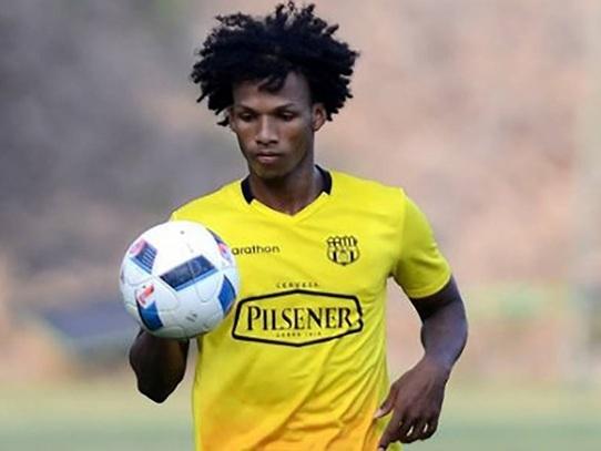 Inter se interessa por zagueiro Dario Aimar, do Barcelona de Guayaquil