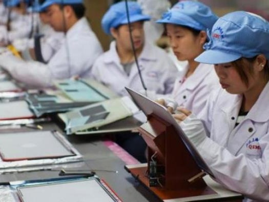 Foxconn pode anunciar abertura de fábricas nos EUA