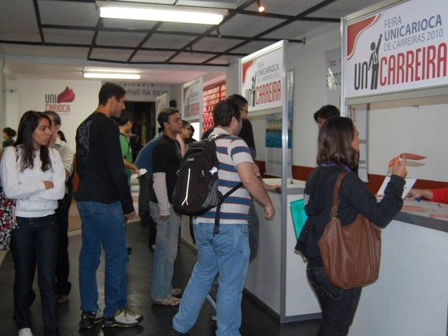 Unicarioca promove feira de carreiras no Rio Comprido e no Méier