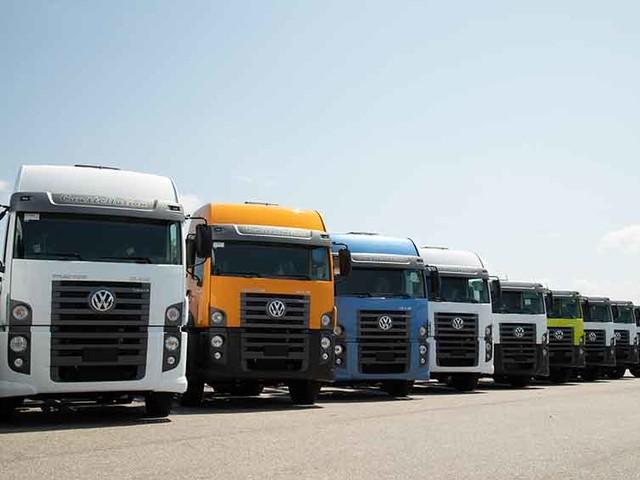 Volkswagen Constellation comemora 230 mil unidades fabricadas em Resende