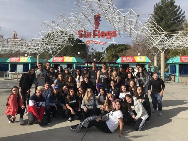 Tour USC / Disney e Six Flags