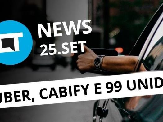 Uber, Cabify e 99 se unem contra projeto de lei; Problemas no iOS 11 e+[CT News]