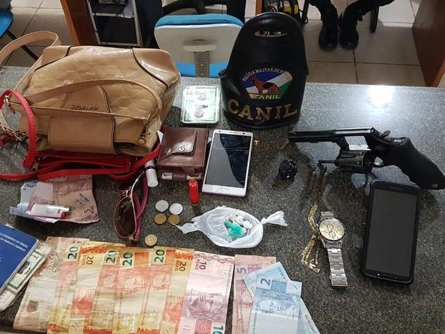 Operação saturação prende sete pessoas com arma e drogas no sul de Roraima