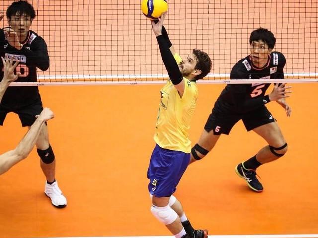 Brasil derrota o Japão por 3 a 1 e é tricampeão da Copa do Mundo de vôlei