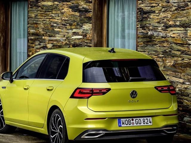 VW Golf eTSI 2020 Mk8 (híbrido leve): dados de consumo