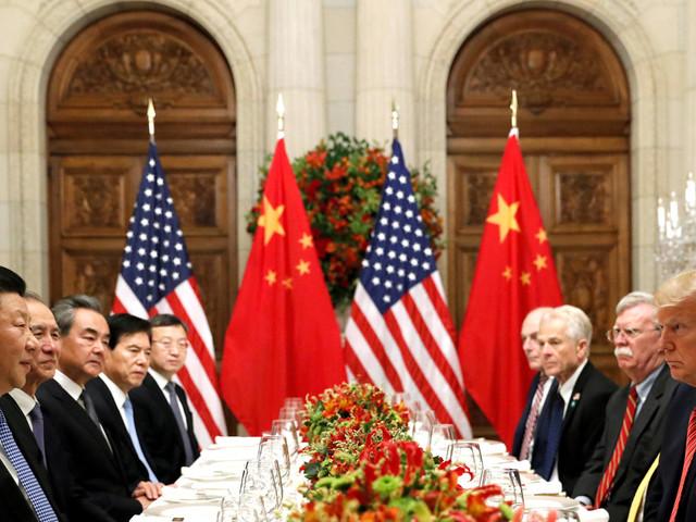 EUA e China se reúnem sob pressão em Pequim para fechar acordo comercial