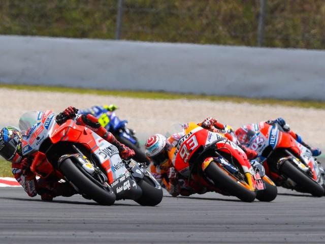 MotoGP: Com 2 vitórias na Ducati, Lorenzo repete passos de Dovizioso em 2017