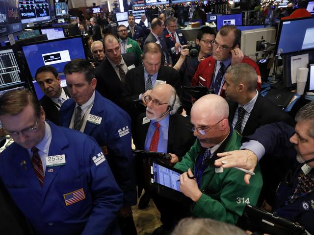 Wall Street afasta-se dos máximos pressionada pelo vírus chinês