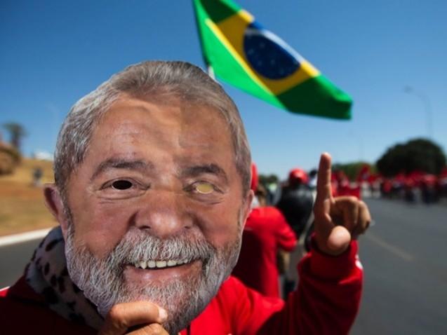 """""""Vou brigar até o final"""", diz Lula"""