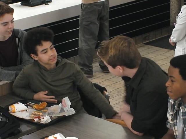 Burger King faz ação comovente sobre bullying