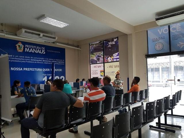 Sine Manaus disponibiliza 45 vagas de emprego nesta segunda-feira (23)