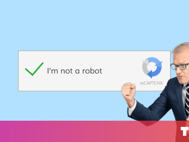 Why reCAPTCHA is actually an act of human torture