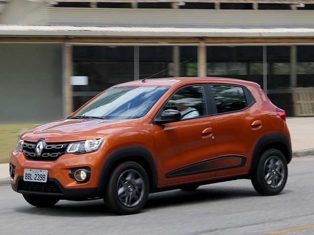 Recall: Renault Kwid é convocado para reparo em tubo de combustível e freios