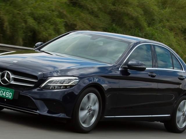 Mercedes Classe C e GLA com taxa zero em dezembro
