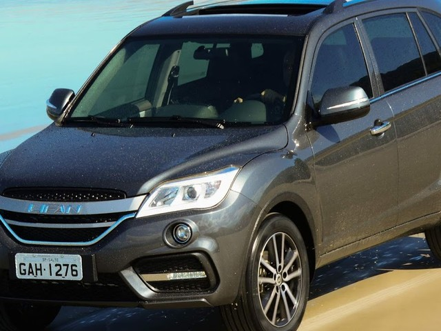 Lifan X60 2018 Automático: preço, consumo, fotos - detalhes