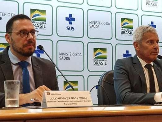 Brasil tem dois casos suspeitos de coronavírus
