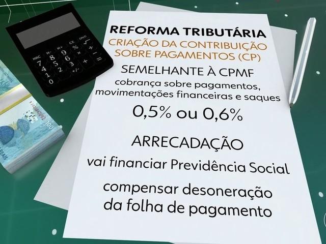 Governo prepara reforma tributária e planeja transferir o Coaf para o BC