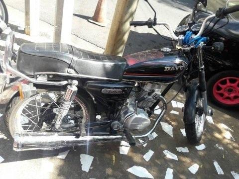 Vendo Moto Dayun 125.