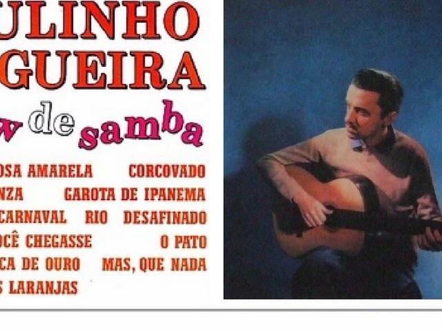 Paulinho Nogueira - Show de samba (LP 1968)